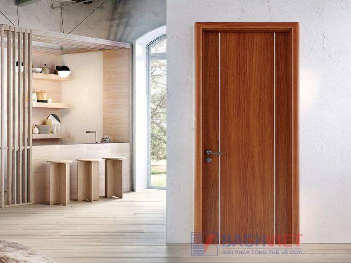 Giá cửa gỗ công nghiệp lineart 2