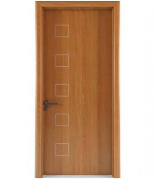 Cửa gỗ LineArt đóng vai trò như một sản phẩm nội thất