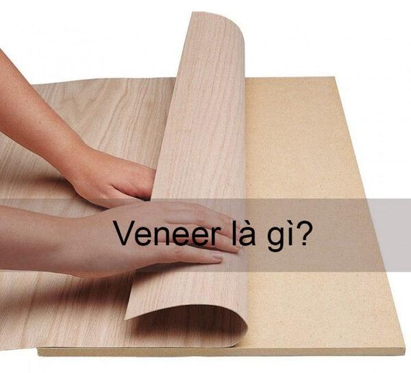 Vener là lớp gỗ được xẻ mỏng có độ dày chưa tới 1mm