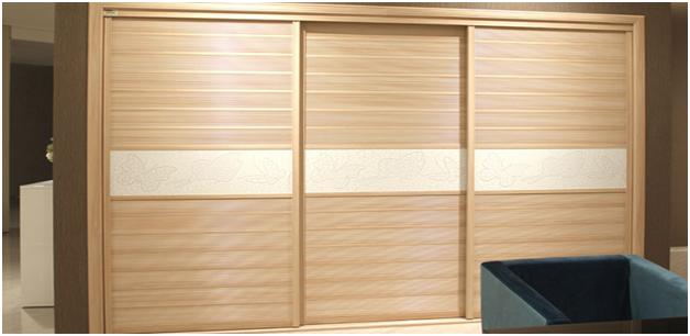 Ý tưởng cửa trượt kéo bằng gỗ cho các shop thời trang